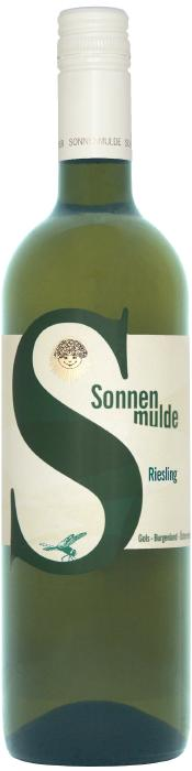 A bottle of Riesling.